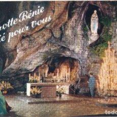 Postales: GRUTA MILAGROSA DE LOURDES . . Lote 102792959