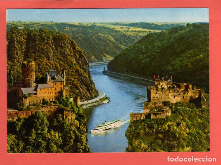 4780 ALEMANIA DEUTSCHLAND ALLEMAGNE GERMANY RHENANIE PALATINAT DIE LORELEY A. RH DAS FELSENTAL DER L (Postales - Postales Extranjero - Europa)