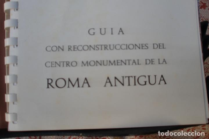 Postales: TRANSPARECIAS POSTALES ROMA CURIOSO ALBUM AÑO 1962 . MONUMENTOS.VER DESCRIPCION Y FOTOS.RAREZA - Foto 2 - 103225615