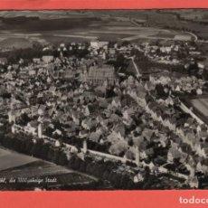Postales: 4821 ALEMANIA DEUTSCHLAND ALLEMAGNE GERMANY BAVIERA DINKELSBUEHL DIE 1000 JÄHRIGE STADT. Lote 103227395