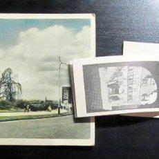Postales: POSTAL POST CARD CARTE POSTALE PAISES BAJOS NEDERLAND HOLANDA CIRCULADA EXTENSIBLE NIJMEGEN. Lote 103633587