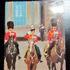 Postales: POSTAL POST CARD CARTE POSTALE REINA DE INGLATERRA ISABEL II ELISABETH THE QUEEN. Lote 103635043