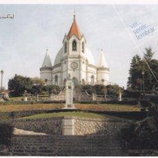 Postales: POSTAL SANTUARIO DE NOSSA SENHORA DA PIEDADE. SAMEIRO. PENAFIEL. PORTUGAL. Lote 103639419