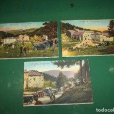 Postales: 3 POSTALES DE FONT ROMEU. Lote 104274287