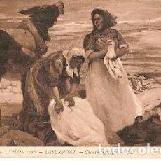 Postales: FRANCIA & CIRCULADO, DESURMONT, CHANSON RUSTIQUE, SALON 1906, LISBOA 1907 (97). Lote 104279383