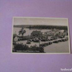 Postales: POSTAL DE ALEMANIA. FILZTEICH SCHNEEBERG ERZGEBIRGE. CIRCULADA CON SELLO DEUTSCHES REICH. 1934.. Lote 104326455