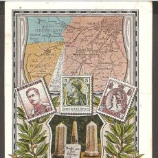 Postales: TARJETA POSTAL BELGICA,OCUPACION ALEMANA,1916.. Lote 104331679