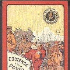 Postales: TARJETA POSTAL BELGICA,1921.. Lote 104331691