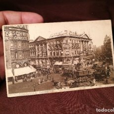 Postales: PICCADILLY CIRCUS 48748 - LONDON - 1925. Lote 104351703