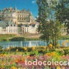 Postales: AMBOISE (FRANCIA). CASTILLO. Lote 105293499