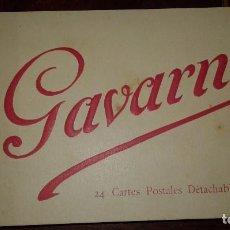 Cartoline: GAVARNIE 24 CARTES POSTALES DÉTACHABLES. Lote 105459823