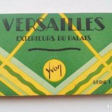 Postales: 20 POSTALES DE VERSAILLES, INTERIEURS DU PALAIS. SERIE I. ED YVON. Lote 105890303