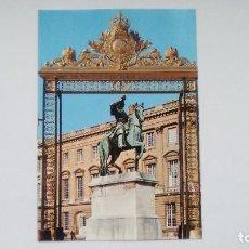 Postales: POSTAL CHETAU DE VERSAILLES. LA GRILLE D HONNEUR. Nº 175 ED. LYNA PHOTO PATRICK REMY. Lote 105891299
