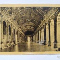 Postales: POSTAL CHATEAU DE VERSAILLES. 1938. LA GALERIE DES GLACES. Nº 49. Lote 105891751