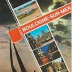 Postales: BOULOGNE SUR MER (FRANCIA) . . Lote 106655543