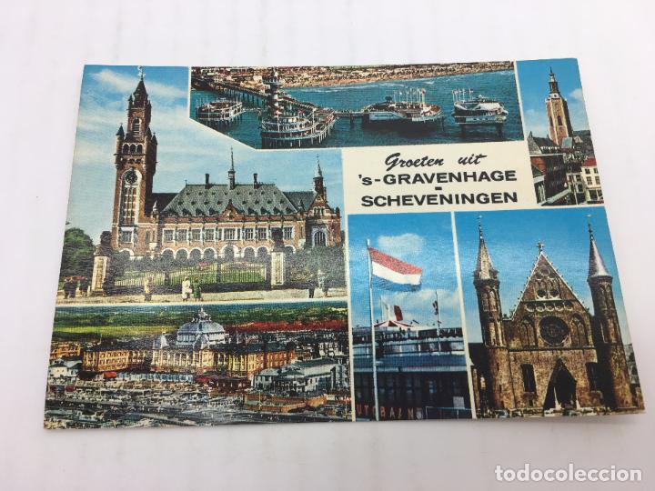 POSTAL SIN CIRCULAR DE SCHEVENINGEN, HOLANDA (Postales - Postales Extranjero - Europa)