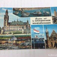 Postales: POSTAL SIN CIRCULAR DE SCHEVENINGEN, HOLANDA . Lote 106938407