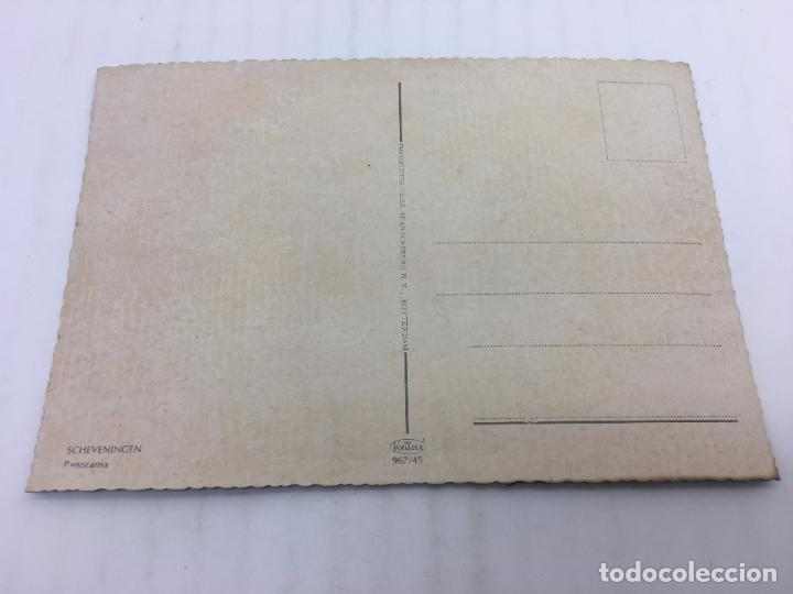 Postales: POSTAL SIN CIRCULAR DE SCHEVENINGEN, HOLANDA - PANORAMA - POSTAL TROQUELADA - Foto 2 - 106938727
