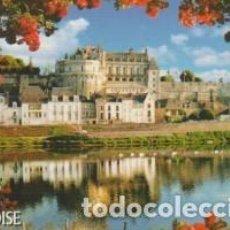 Postales: AMBOISE (FRANCIA) . CASTILLO. Lote 107037299
