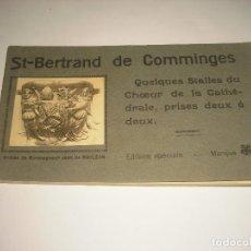 Postales: ST. BERTRAND DE COMMINGES . 13 POSTALES ANTIGUAS. Lote 107304135