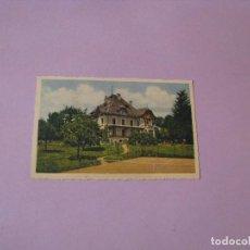 Postales: POSTAL DE SUIZA. VILLA BEATA FRIBOURG. . Lote 107503899