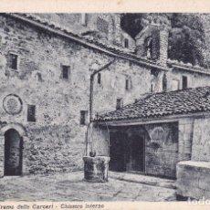 Postales: ASSISI ITALIA (SIN CIRCULAR) . Lote 107825411