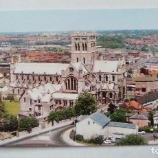 Postales: POSTAL NORWICH. ST. JOHN´S CATHOLIC CATHEDRAL, KN 201. JARROLD POST CARD . Lote 108236067