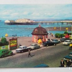 Postales: POSTAL PIER AND CENTRAL PROMENADE, MORECAMBE. 1971. POST CARD . Lote 108237839