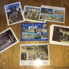Postales: LOTE 20 POSTALES DE ROMA ITALIA. Lote 110110387