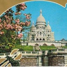 Postales: ** PJ160 - POSTAL - PARIS - BASILIQUE DU SACRÉ-COEUR. Lote 110162647