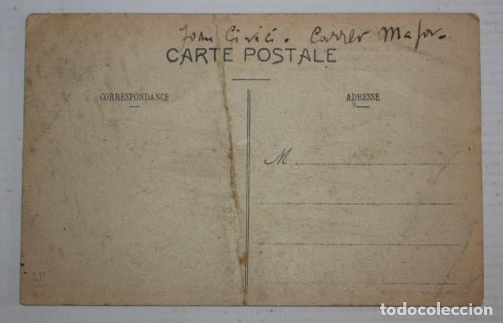 Postales: ANTIGUA POSTAL DE ANDORRA. PENDIENTE OCCIDENTAL DEL PUERTO DE FRAY MIQUEL. SIN CIRCULAR - Foto 2 - 111333839