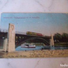 Postales: POSTAL HAMBURGO 1912. ALEMANIA. ESCRITA Y CIRCULADA.. Lote 111810623
