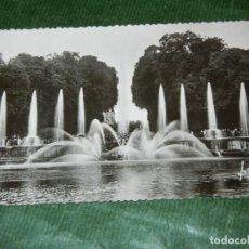 Postales: ANTIGUA POSTAL FRANCIA - VERSAILLES - GRANDES-EAUX AU BASSIN DE NEPTUNE - ED.D'ART IB13. Lote 111980063