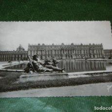Postales: ANTIGUA POSTAL FRANCIA - VERSAILLES - FAÇADE DU PALAIS SUR LES PARTERRES D'EAU - ED.D'ART IB6. Lote 111981015