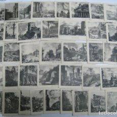 Postales: ITALIA. ITALY. ROMA. ROME. LOTE 38 POSTALES. POSTCARDS. CARTOLINA POSTALE. ILUSTRADAS.. Lote 112326531