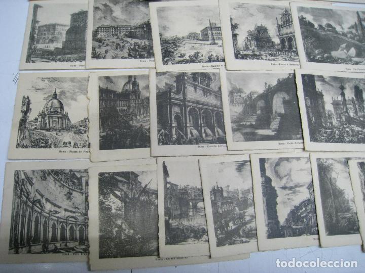 Postales: ITALIA. ITALY. ROMA. ROME. LOTE 38 POSTALES. POSTCARDS. CARTOLINA POSTALE. ILUSTRADAS. - Foto 5 - 112326531