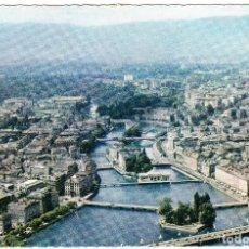 Postales: SUIZA - GENEVE - 6 PONTS SUR LE RHONE. Lote 113279631