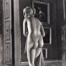 Postales: FLORENCIA ITALIA GALERIA PITTI VENUS A.CANOVA . Lote 113931563