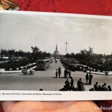 Postales: FOTO POSTAL FÁTIMA - SANTUARIO DE FÁTIMA - ADOX FOTO CIRCULADA 1955. Lote 116519411