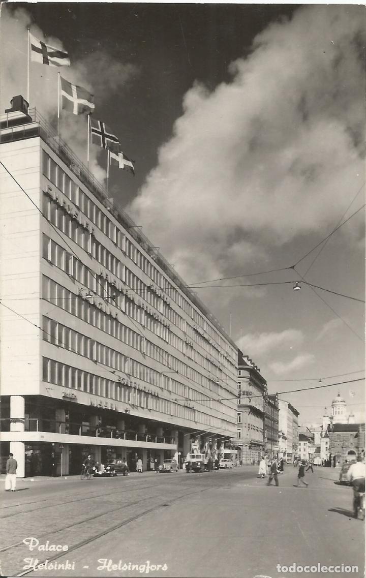 HELSINKI (FINLANDIA) PALACE - SUOMI/FINLAND - S/C (Postales - Postales Extranjero - Europa)