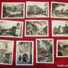 Postales: ESTUCHE DE 10 FOTOS. PERPIGNAN.. Lote 116899715