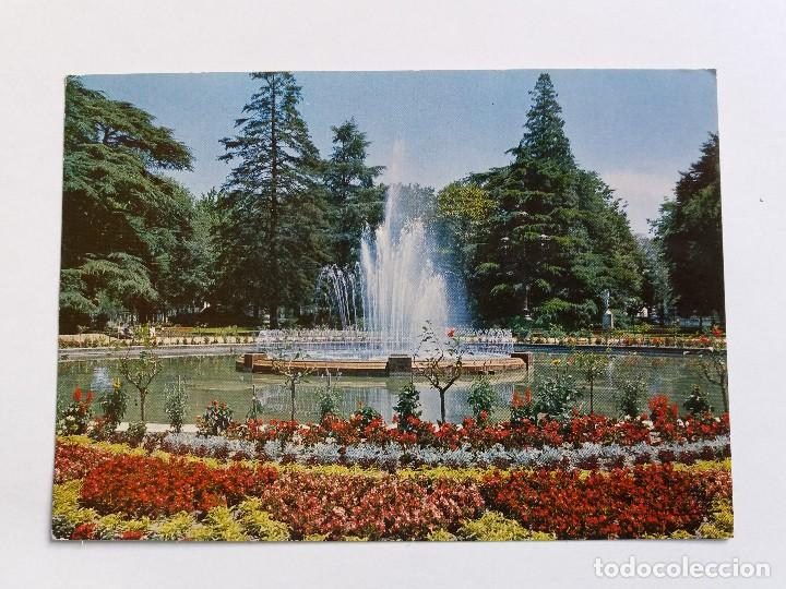 postales postal 1969 francia toulouse la jardin - Buy Old Postcards ...