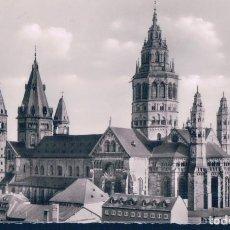 Postales: POSTAL MAINZ RHEIN - DOM - ALEMANIA. Lote 117756887