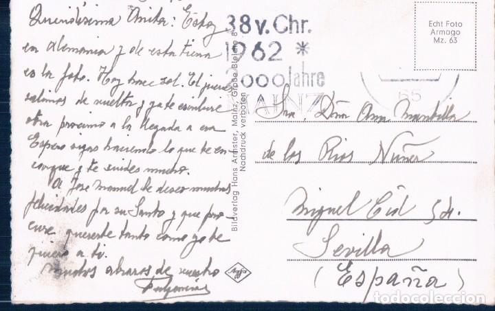 Postales: POSTAL MAINZ RHEIN - DOM - ALEMANIA - Foto 2 - 117756887