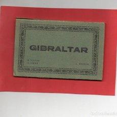 Postales: GIBRALTAR. BLOC DE 12 POSTALES. ROISIN. Lote 118726495