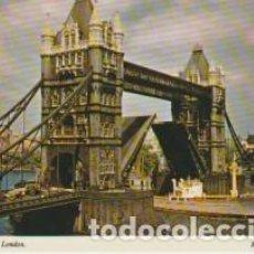 Postales - LONDON. LONDRES . TOWER BRIDGE - 118737371