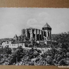 Postales: POSTAL SAINT BERTRAND DE COMMINGES. LA CATHÉDRALE. ESCRITA NO CIRCULADA. Lote 118818927
