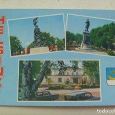 Postales: POSTAL DE HELSINKIN ( FINLANDIA ), ÑOS 60. Lote 118959115