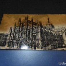 Postales: POSTAL SIN CIRCULAR - ARTE GOTICO - MILAN - ITALIA - CATEDRAL S. XIV - EDITA ARTIGUES. Lote 118961511