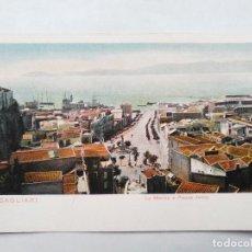 Postales: TARJETA POSTAL ITALIA - CAGLIARI, LA MARINA E PIZZA JENNE, CARTOLINA POSTALE ITALIANA, POST CARD . Lote 119499059